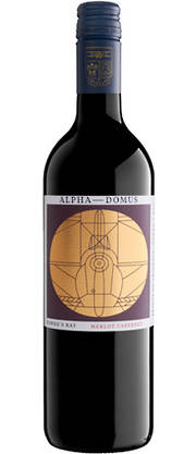 Alpha Domus Collection Merlot Cabernet Sauvignon 2016