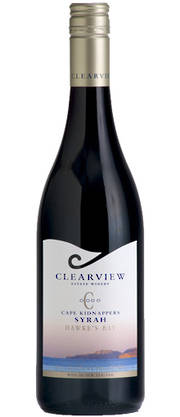 Clearview Cape Kidnappers Syrah 2017