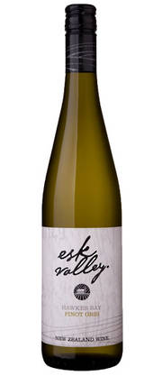 Esk Valley Pinot Gris 2016