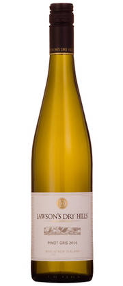 Lawson's Dry Hills Pinot Gris 2018