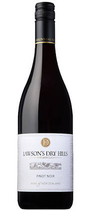 Lawson's Dry Hills Pinot Noir 2017