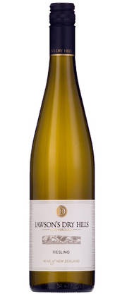 Lawson's Dry Hills Riesling 2016