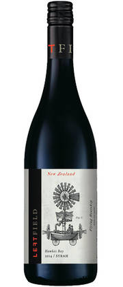 Left Field Flying Boatship Syrah 2015