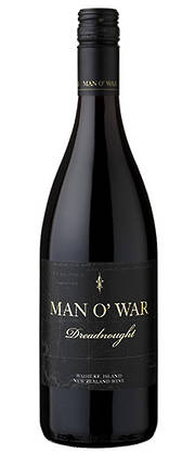 Man O' War Dreadnought Syrah 2016