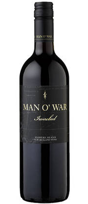 Man O' War Ironclad 2012