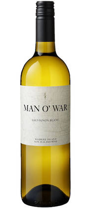 Man O War Estate Sauvignon Blanc 2016