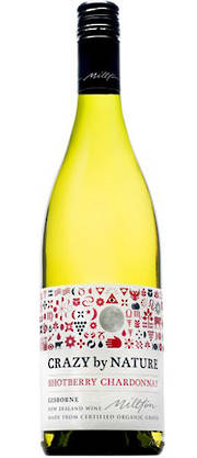 Millton Crazy by Nature Shotberry Chardonnay 2016
