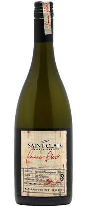 Saint Clair Block 3 43 Degrees Sauvignon Blanc 2019