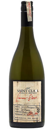 Saint Clair Block 3 43 Degrees Sauvignon Blanc 2016