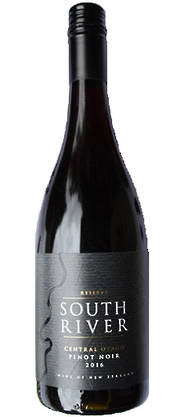 South River Reserve Pinot Noir 2016