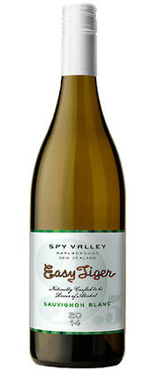 Spy Valley Easy Tiger Sauvignon Blanc 2014