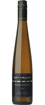 Spy Valley Iced Sauvignon Blanc 2012