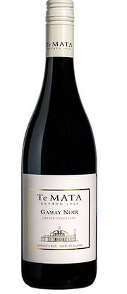 Te Mata Estate Vineyards Gamay Noir 2017