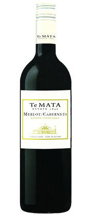 Te Mata Estate Vineyards Merlot/Cabernets 2017
