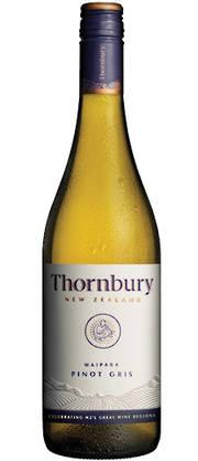 Thornbury Pinot Gris 2016