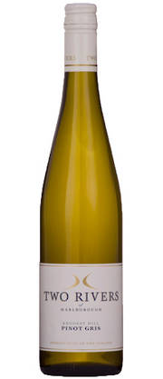 Two Rivers Brookby Hill Pinot Gris 2017