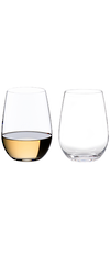 Riedel O Wine Tumbler Sauvignon Blanc/Riesling Twin Pack