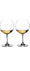 Riedel Vinum Oaked Chardonnay Twin Pack