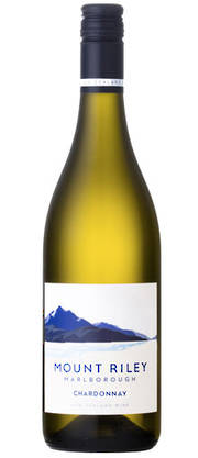 Mount Riley Chardonnay 2015